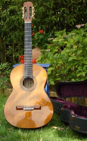 classical guitar tutor milton keynes contact information